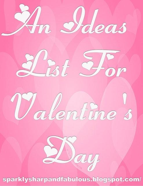 valentine day date list
