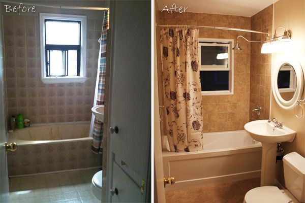 mobile home showers for remodels pictures of bathroom remodels before and after home. Black Bedroom Furniture Sets. Home Design Ideas
