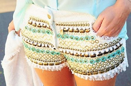 Shorts Customizado