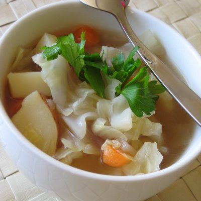 russian cabbage soup | recipes | Pinterest