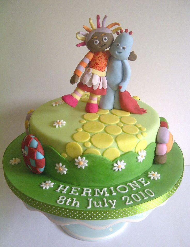 Iggle Piggle Birthday Cake For Girls