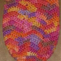 CROCHET BABY SLEEP SACK | How to Crochet