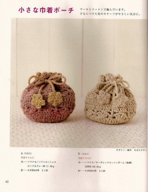 Bags Crochet Patterns Picasa : Pattern Small Bag_Crochet - Chart Crochet Gift ldeas ...