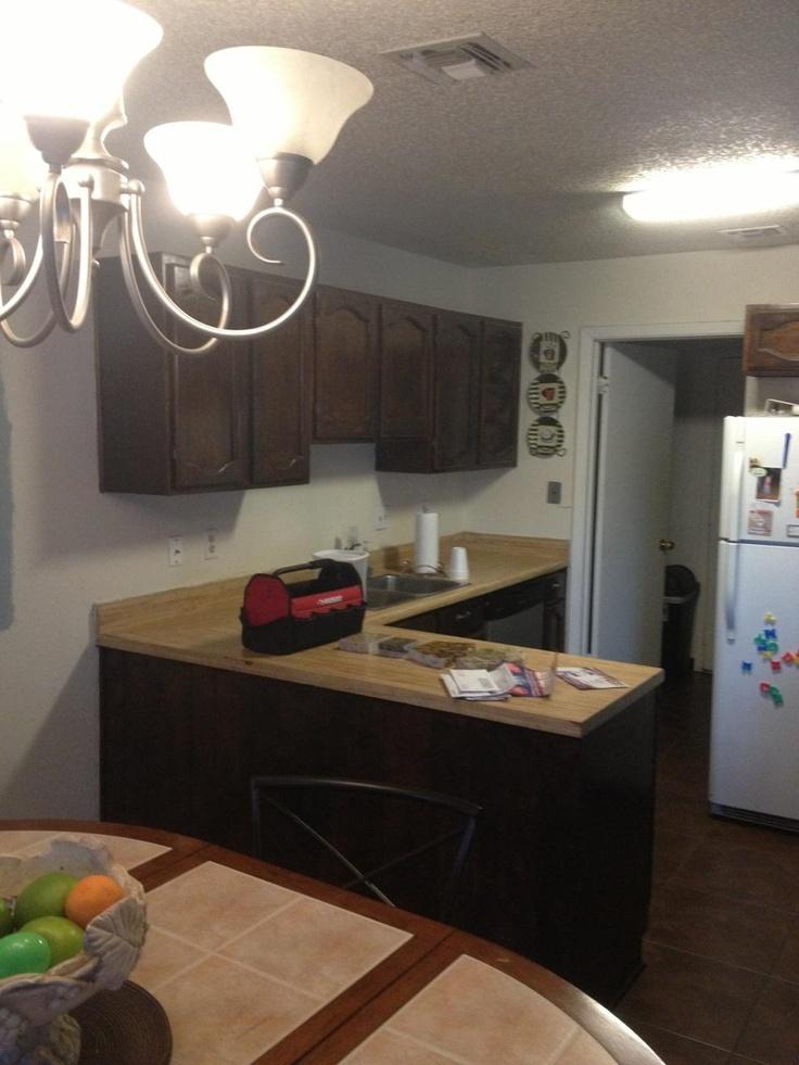Small Kitchen Redo Kitchens Pinterest