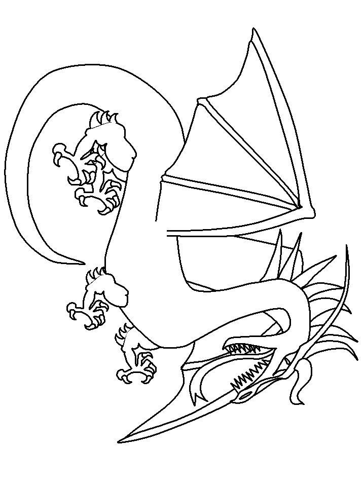 smaug coloring page kleurplaten pinterest - Hobbit Dwarves Coloring Pages