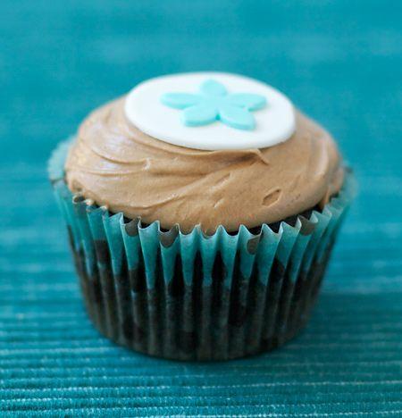 chocolate malt cupcakes • love + olive oil