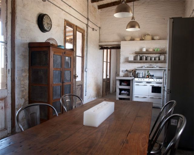 Industrial Rustic Kitchen : industrial rustic kitchen  Container Home Project  Pinterest