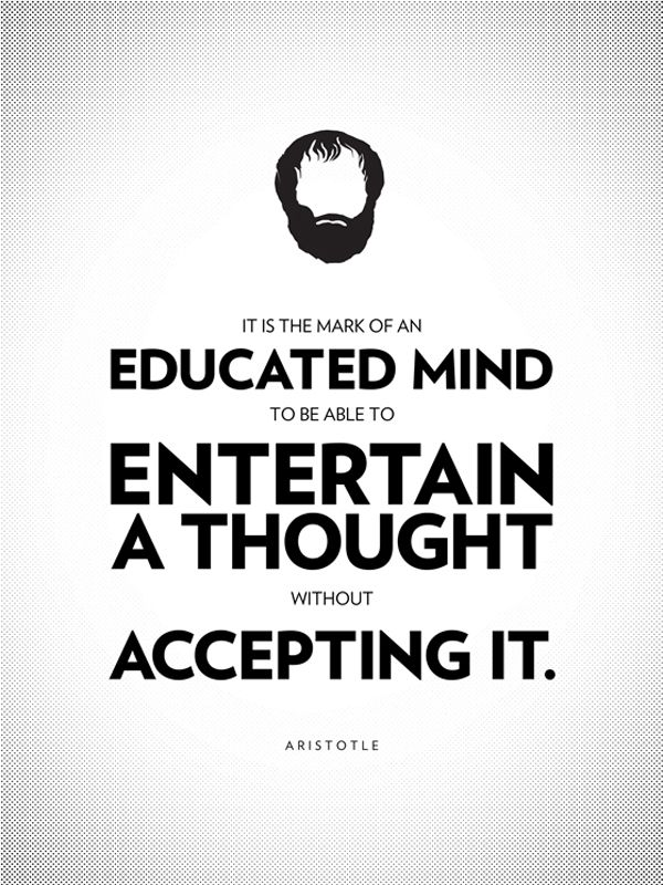 famous quotes on critical thinking The sifter spent last night poring over hundreds of famous and inspirational quotes on creativity thinking is the enemy of creativity 10 famous quotes about art.