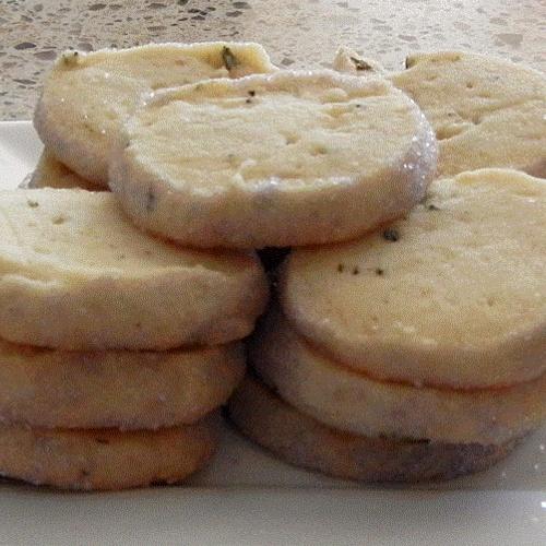 Lavender Shortbread Cookies | Sweet Tooth | Pinterest