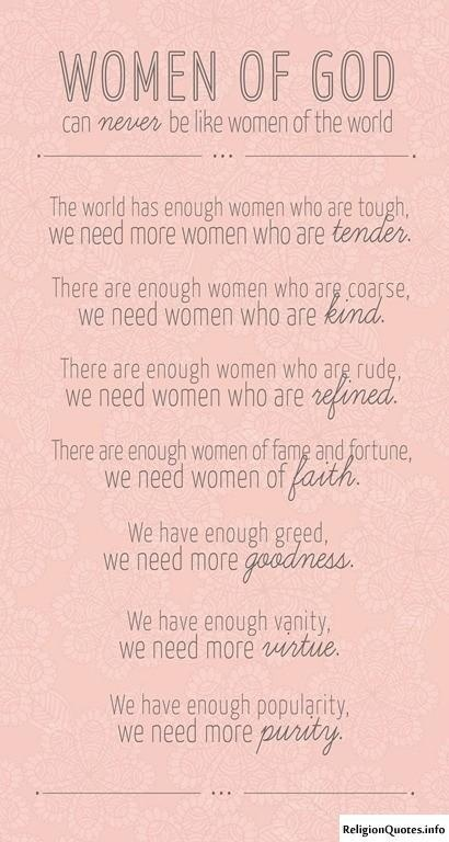i am a woman of god quotes - photo #3