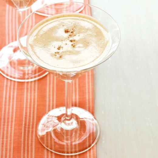 Eggnog Martini cup sugar, 1/4 cup cornstarch, 1 teaspoon ground nutmeg ...