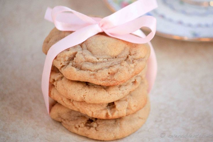 Chai Spiced Brown Sugar Cookies | Dessert Recipes Cookies | Pinterest