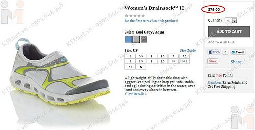 On Sale Columbia Drainmaker Slip Water Shoes - Womens up to 50% off