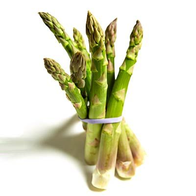 Asparagus is in season now. Did you know it's one of the best natural sources of folate? | health.com
