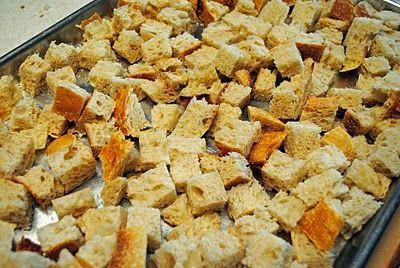 that's some good cookin': Sourdough Artichoke Parmesan Stuffing