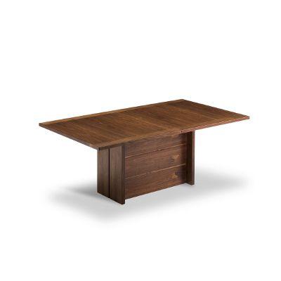 Rectangular Pedestal Table Stuff And Nonsence Pinterest