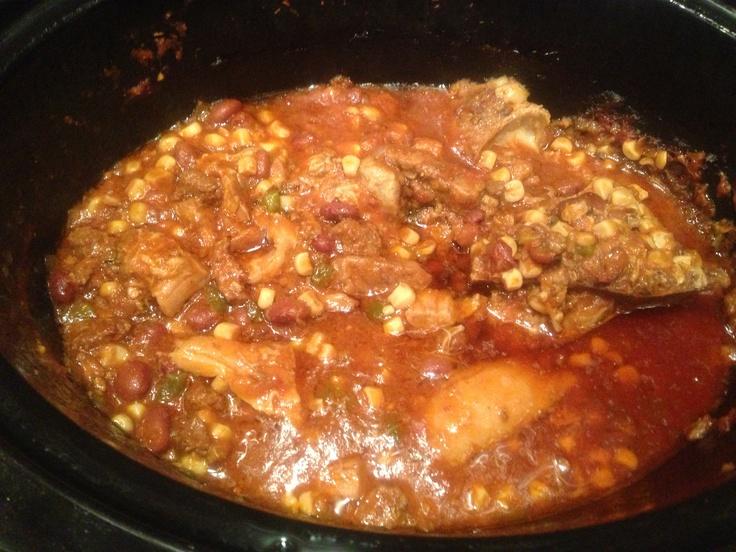 Chili Rubbed Pork Chops With Corn Salsa Recipes — Dishmaps