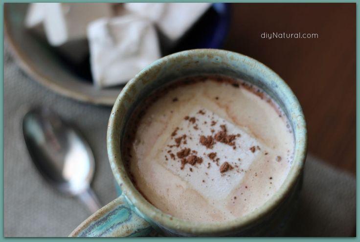 Maple Hot Cocoa Recipe ¼ cup cocoa powder pinch of natural sea salt ...