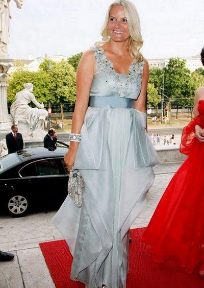 Crown princess Mette Marit