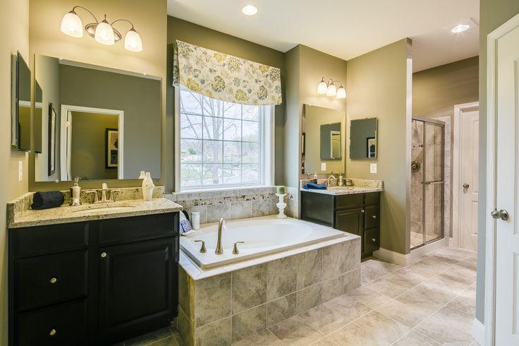 Orchard Master Bathroom Model Home Interiors Pinterest