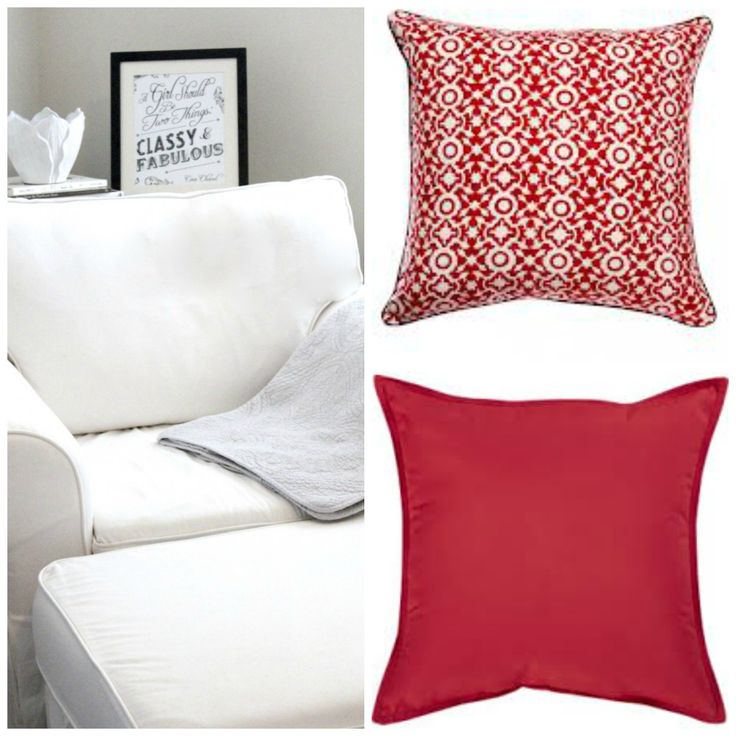 Which do you like better the pattern or solid color pillow