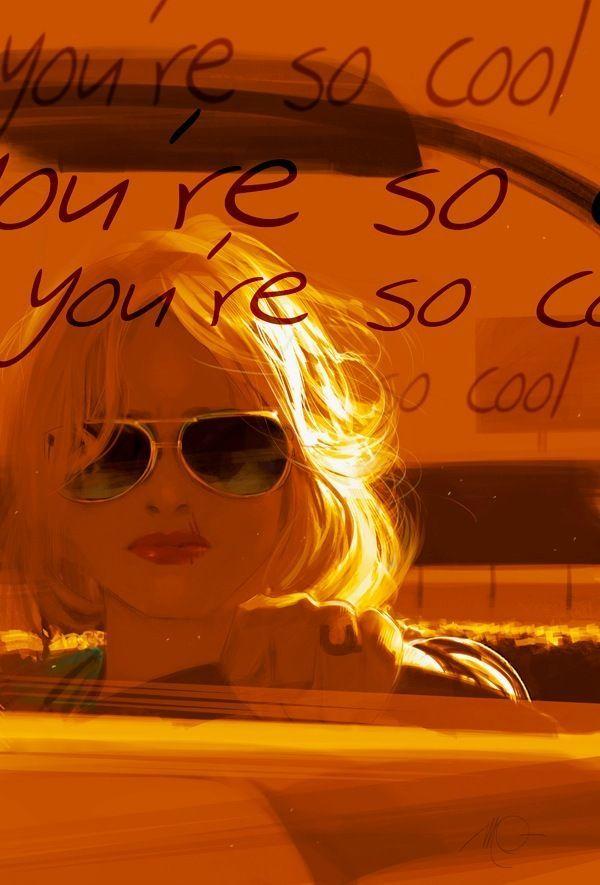 "you're so cool ""true romance "" | Mon Louvre | Pinterest"