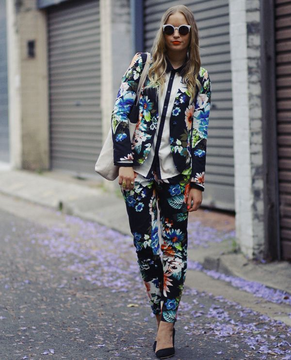 THE SHADY SIDE: friday blogger inspirations: street style and sunglasses women's edition