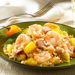 spicy wok shrimp with coconut rice recipes dishmaps rice cooker spicy ...