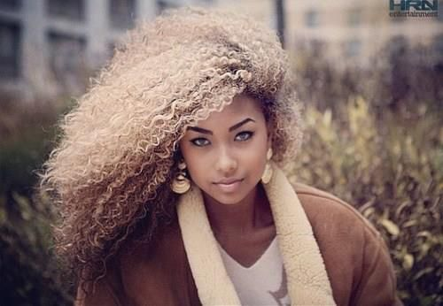 Black girls killing it tumblr style pinterest Big and natural tumblr