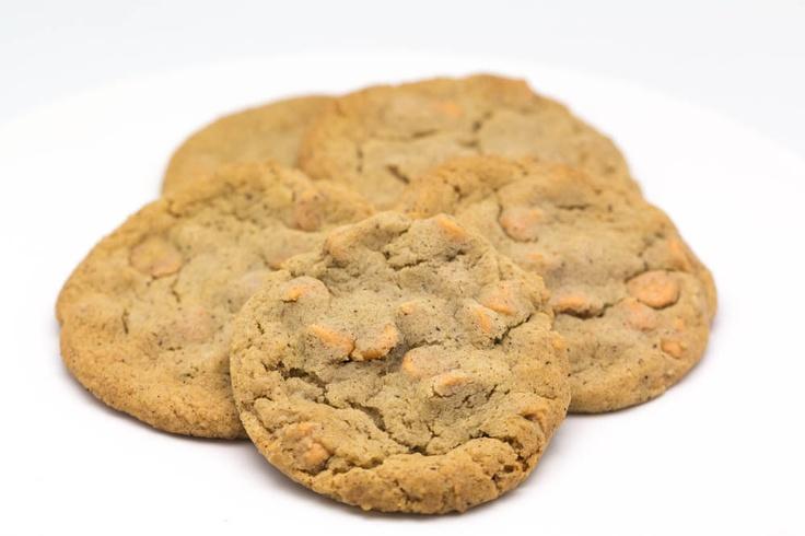 Hovkonditorn: Butterscotch Gingerbread Cookies