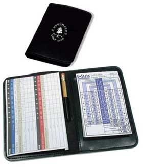 golf statistics database: