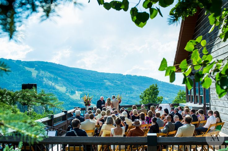 Allies cabin wedding in the summer time my wedding Allie s cabin beaver creek