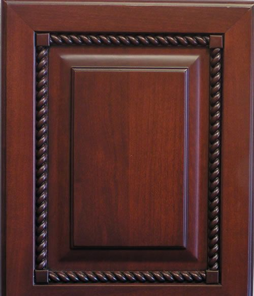 Rope Trim Cabinets For The Home Pinterest