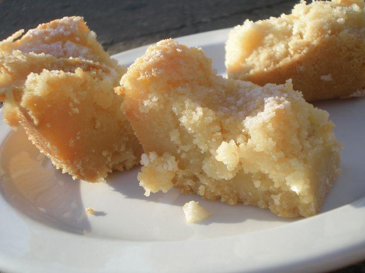 St. Louis gooey butter | Gluten Free | Pinterest