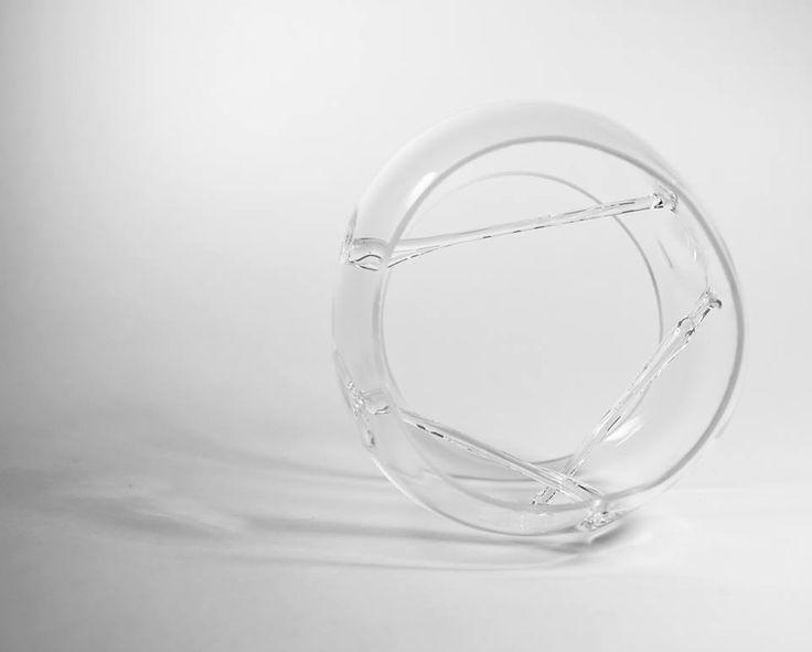 'le syndrome de la glace à l'eau' galerie Goutte de terre - Giulia Frigerio bracelet