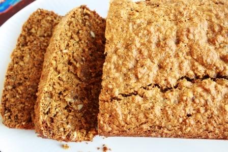 Coconut granola bread | Bread and Rolls | Pinterest