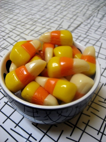 How to Make Vegan Candy Corn.