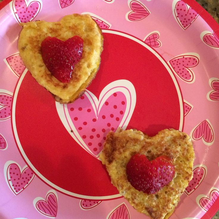valentine's day french menu