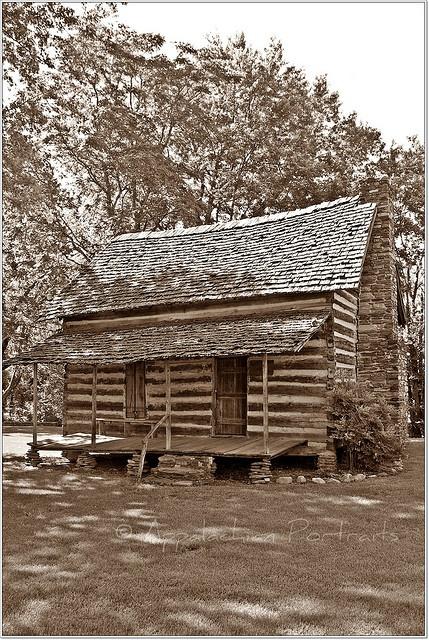 Appalachian Homestead Early Cabins Homes Pinterest