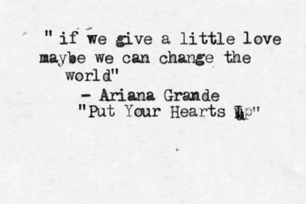 Ariana Grande lyric quotes | music | Pinterest