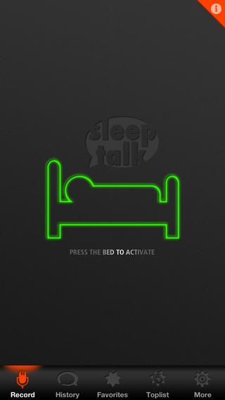 best iphone sleep tracking app