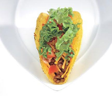 Recipes That Burn Belly Fat: Spiced Lentil Tacos. Eating lentils helps ...