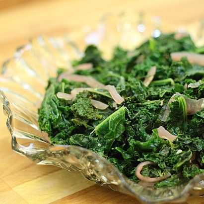 Garlic Kale with Pickled Red Onions | FOOD!!!!! | Pinterest
