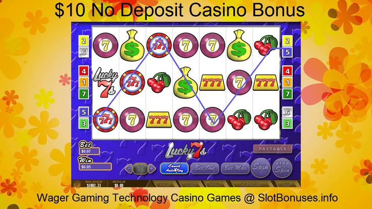 free casino games bonus no deposit