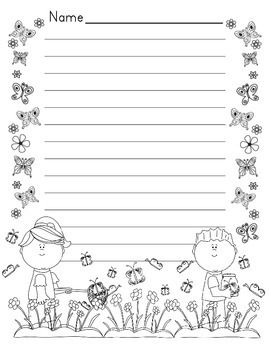spring handwriting paper Spring summer winter shapes games here are a list of handwriting grips and what they look like new writing paper.