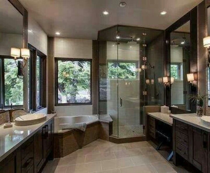 Dream bathroom house pinterest for Dreams about bathrooms