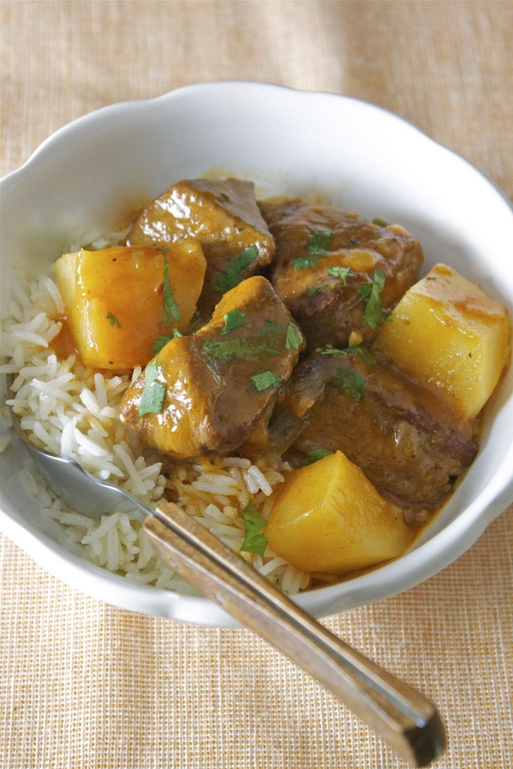 Latin-style beef stew (carne guisada) | From My Kitchen | Pinterest