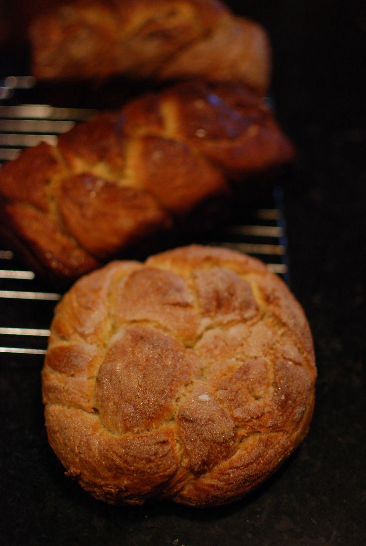 Cardamom Bread Recipe — Dishmaps