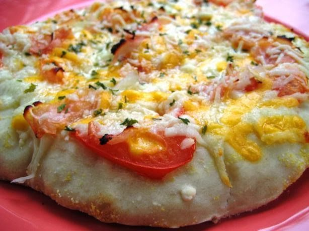 Thin Crust Pizza..You may find this at khaogali.com