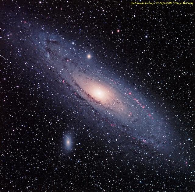 galaxy andromeda planets - photo #15